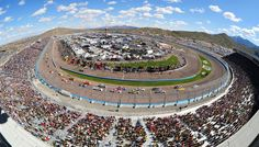 Phoenix International Raceway ... twice a year!!
