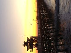 The Daily Muse Summer Photo Contest  Sunset on the San Clemente Pier, Karina Galvin  Re-pin to vote: #tdmphoto12