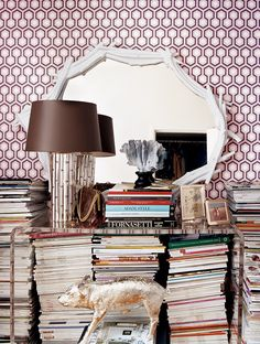 See more images from a houseful of style in 200 square feet on domino.com