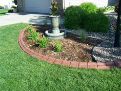 Garden Ideas With Bricks concrete & garden edging sydney - kwik kerb 0433 115 040
