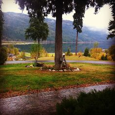 Fall in the Shuswap -  Mara, BC  10.14.2012