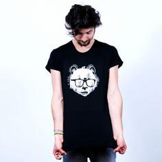 """Panda Forest"" - Männer   Nachhaltiger Style von Coromandel   Fair, Bio, Organic - Coromandel #ecofashion #apparel #clothing"