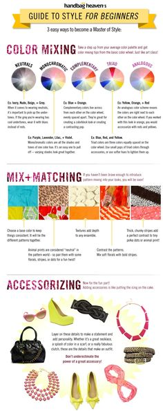 Tips for Mixing Colors like a pro!