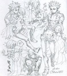 「バン」Ban, the Immortal: Photo Seven Deadly Sins Anime, 7 Deadly Sins, Anime Angel, Ban E Elaine, Ban Anime, Animé Fan Art, Seven Deady Sins, 7 Sins, Fanarts Anime