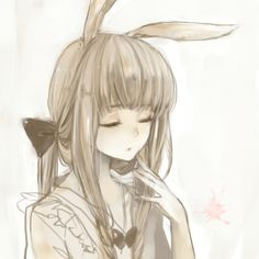 ANIME girl with bunny ears - Google Search