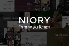 Check out Niory - One Page Joomla Template by templaza on Creative Market Bootstrap Template, Joomla Templates, Joomla Themes, Professional Website, First Page, Marketing, Sayings, Check, Creative