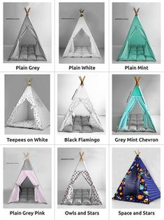 Childrens Teepee, Teepee Kids, Teepees, Tipi Diy, Diy Teepee Tent, Wooden Poles, Oeko Tex 100, Birthday Diy, Toy Storage