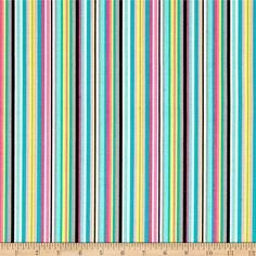Owl School Stripe Multi