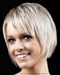 short hair cuts for women with fine hair | ... Short Haircuts by Very Talented Hairstylists - Beautiful Hairstyles