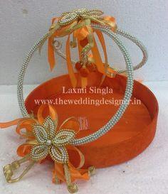 orange gift basket