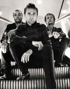 Muse #muse #rockmusic #music via Jamie Farmer  www.facebook.com/tiwmusic Can't wait to see @muse perform at the @iHeartRadio #Music Fest in #Vegas @Paula Blank Express @Marsha Penner Moody