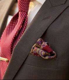 Masterpiece - dot tie|Tie bar|P Square