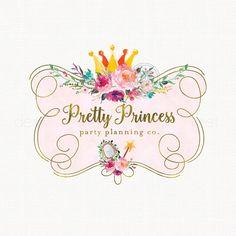Crown Logo Design Party Logo Design Photography Logo Design Graphic Design…
