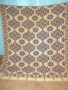 Signed Mother Daughter Antique Coverlets Sabra Lydia Myers Vermont New York 1845 | eBay