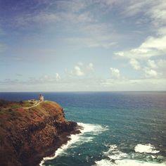 Kilauea Point, Hawai / photo by Theron Humphrey