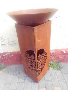 Udvari virágtartó.Nagyméretű különleges darab. - Bútor | Galéria Savaria online piactér - Antik, műtárgy, régiség vásárlás és eladás