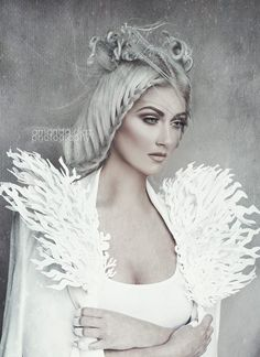 Amanda Diaz. Reminds me of Snow Queen