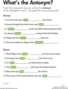 Mineral Properties Worksheet Synonyms Are Fun  Spelling Worksheets Worksheets And Reading  Mitosis Practice Worksheet Answers Word with Lewis Structures Worksheets Rd Grade Word Meaning Resources  Educationcom Maths Is Fun Worksheet