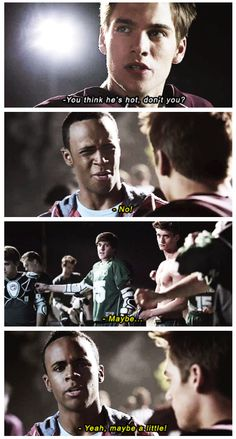 #TeenWolf Season 4 This scene in particular made me Miss Jackson and Danny :((