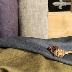 Envelope Online Shop - autumn linen fabric