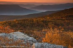 Dolly Sods Wilderness - West Virginia Autumn Sunrise | Kevin Funk Photography