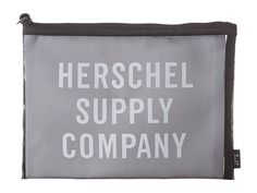 HERSCHEL SUPPLY CO. Network Large - Mesh. #herschelsupplyco. #bags #leather #polyester #pouch #accessories #