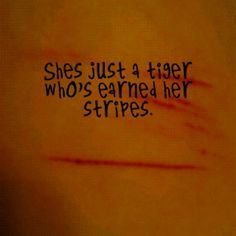 Don't be ashamed of your scars. You went through something and over came it. You are strong.