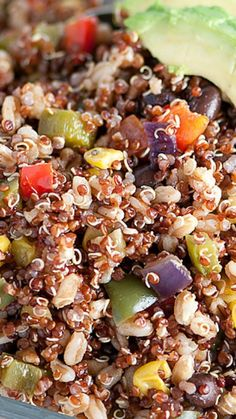 BJ's Brewhouse Copycat Bistro Grains Side Dish ~ Amazing... This copycat recipe is one you'll want to laminate and pass down to your children's, children's, grandchildren's, children.