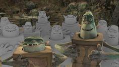 Thinking outside the Boxtroll. LAIKA on creating the Stopmotion/CG hybrid animation film.