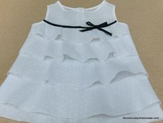 Tremendous Sewing Make Your Own Clothes Ideas. Prodigious Sewing Make Your Own Clothes Ideas. Cute Kids Fashion, Girl Fashion, Baby Girl Dresses, Girl Outfits, Sewing Kids Clothes, Baby Dress Patterns, Kurti Designs Party Wear, Kind Mode, Sleeveless Blouse
