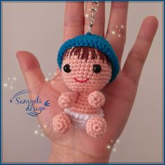 Best Free amigurumi bebe Thoughts This start with the Basic Miffy Amigurumi Crochet Kit and XL Miffy Amigurumi Crochet Kit found Sewn & Story's ven Crochet Doll Clothes, Crochet Dolls, Crochet Baby, Free Crochet, Irish Crochet, Crochet Animal Patterns, Stuffed Animal Patterns, Crochet Mobile, Crochet Keychain