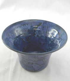 1970 Scottish KENNETH ANNAT Bemersyde Studio Pottery Bowl