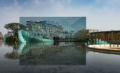 Gallery of Guilin Wanda Cultural Tourism Exhibition Center / TengYuan Design Institute - 1