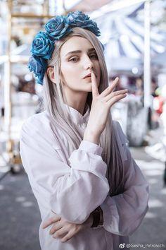 диззи (@dizzy_avgn) | Твіттер Yuri On Ice, Pretty People, Poses, Fictional Characters, Anime Cosplay, Witch, Study, Girls, Ideas