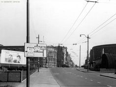 Sheude Hill at cross Roads, Swan St., on right, Miller St., on left and Rochdale Road ahead. Very close to City Center, Collyhurst, Manchester