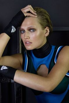 #ToniGarrn by #AlexCayley for #LExpress Styles June 2014