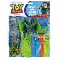 Party Supplies Disney Toy Story Birthday Party Supplies Mega Value Favor Pack & Garden Disney Balloons, Goodie Bags For Kids, Maze Puzzles, Wholesale Party Supplies, Party Themes For Boys, Toy Story Birthday, 2nd Birthday, Toy Story 3, Buy Toys