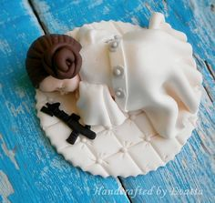 Star wars Baby Cake Topper by EviJewelry on Etsy