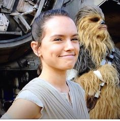 Daisy and CHEWY!
