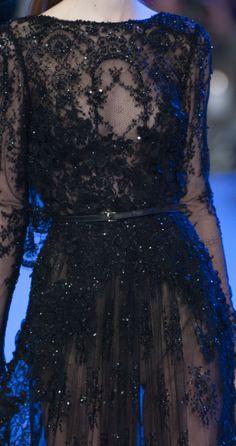 Elie Saab Haute Couture Spring 2014 - Details