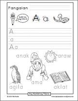 Patinig worksheets Handwriting Worksheets, Alphabet Worksheets, Free Kindergarten Worksheets, Worksheets For Kids, Learning Tools, Kids Learning, Tagalog Words, Filipino Words, Teachers Corner