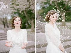 Jenna Henderson, Photographer: Washington DC Wedding - Cherry Blossom Elopement - Nashville Wedding Photographer