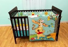 Disney Winne The Pooh Crib Bedding Set - - Months - Assorted - Online Only Baby Nursery Themes, Nursery Decor Boy, Baby Nursery Bedding, Winne The Pooh, Disney Winnie The Pooh, Baby Disney, Crib Sets, Crib Bedding Sets, Comforter