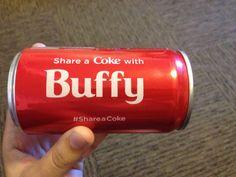 Share a Coke with Buffy