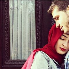 of The Cutest and Most Beautiful Muslim Married Couples - HijabiWorld Romantic Dp, Romantic Couples, Wedding Couples, Married Couples, Wedding Poses, Cute Muslim Couples, Cute Couples, Happy Couples, Perfect Couple