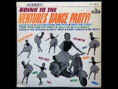 THE VENTURES-*Mr.Moto* ミスター・モト -1965  YouTube