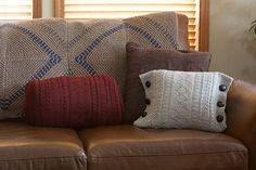 Guernsey Cushions