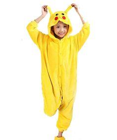 "Amazon.com: Kid's Children's Halloween Cosplay Costumes Cartoon Kigurumi(for height53""-57""): Clothing Halloween Cosplay, Cosplay Costumes, Childrens Halloween Costumes, Pajama Pants, Clothes, Christmas 2017, Grande, Cartoon, Amazon"