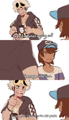 Guzma got some advice