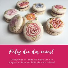 Feliz dia das mães! #maymacarons #nossosmacarons #presenteie #macaronspersonalizados @_jutoledo